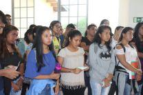 Participaron estudiantes de la FII.
