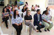 Al el evento asistieron docentes, representantes de empresas, estudiantes y autoridades de la UTP.