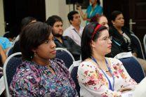 Asistieron invitados especiales de distintas instituciones y organismos.