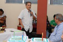 Lic. Amílcar Díaz, Secretario Académico del Centro Regional de Veraguas y egresado de la Facultad de Ingeniería de Sistemas Computacionales .
