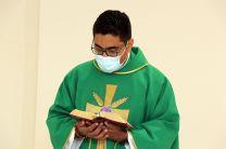 Capellán de la UTP, Padre Justo Rivas