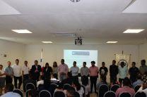Estudiantes e Investigadores miembros del Proyecto MOVIDIS-II.