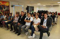 Autoridades de la Provincia de Coclé y representantes de Instituciones del Estado e invitados especiales.