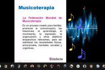 Taller de musicoterapia