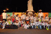 Niños de la Temporada Artística 2013.