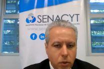 Licenciado Alberto De Ycaza, Director Encargado de Innovación Empresarial, de la Secretaría Nacional de Ciencia Tecnología e Innovación (SENACYT).