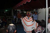 Presentación del Conjunto de Música Típica del Centro Regional de Azuero en el Stand.