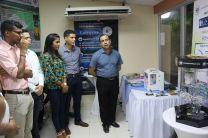 Investigadores y Estudiantes Participantes de la UTP - Azuero con el Proyecto MOVIDIS.