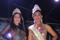 Montserrat Luna - Reina Novata 2013 y Rosario Vargas - Reina 2014.