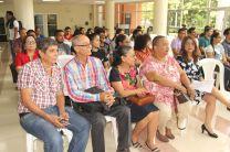 Al evento asistieron docentes, estudiantes y autoridades de la UTP.