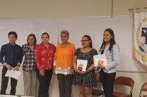 Tres estudiantes de UTP Veraguas participaron en el Concurso Interno de Oratoria.