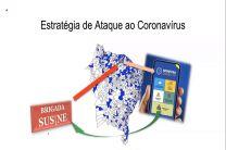 Tecnología utilizada en Brasil para combatir la Pandemia.