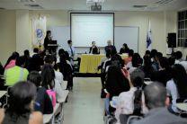 Con la actividad se busca resaltar la importancia de la Ética Profesional en la formación de los estudiantes.