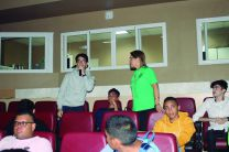Participación de los estudiantes.