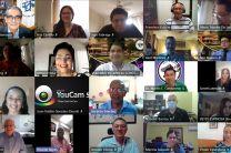 Participantes en el lanzamiento.