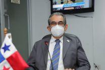 Rector de la UTP, Ing. Héctor Montemayor.