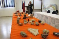 Muestras de Minerales en Panamá.