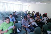 Presentación al grupo, por AES Panamá.