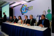 Presentacion de Panama Hub Digital y OPTIC en BIZFIT.