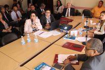 La Rectora Encargada habló de temas como la Acreditación y Reacreditación de Carreras, participación de la UTP en los Rankings, entre otros temas.