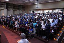 Al evento asistieron miembros de la comunidad universitaria.