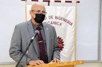 Dr. Orlando Aguilar, Decano Electo de la FIM