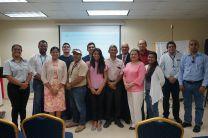 Personal del CIHH, invitados especiales y estudiantes que asistieron al taller.