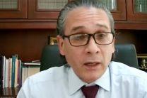 Licdo. Leonardo Uribe, Director de Propiedad Industrial en Panamá.