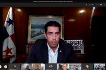 Ing. José Ramón Icaza, Presidente de la Cámara de Comercio, Industrias y Agricultura de Panamá.