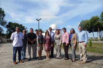 Profesores participantes de la JIC y sus asesores.
