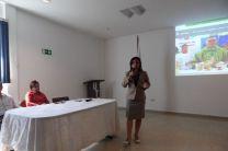 Ingeniera María Yahaira Tejedor M. de Fernández, profesora coordinadora del proyecto