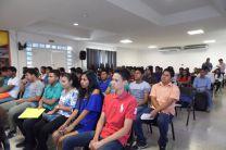 Estudiantes de la FISC.