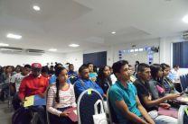 Estudiantes de la Facultad de Ingeniería Industrial.