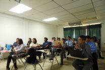 Estudiantes Participantes de la JIC.