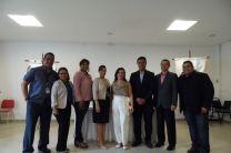 Expositores y Profesores de la FISC.