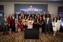 Hay cinco ganadores de la Universidad Tecnológica de Panamá y cinco de la Universidad de Panamá.