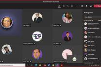 Asistentes al Taller de Microsoft Outlook 365.