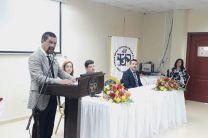 Le correspondió al Dr. Alexis Tejedor, Vicerrector de la VIPE, inaugurar el evento.