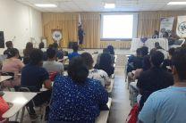 Seminario en la UTP.