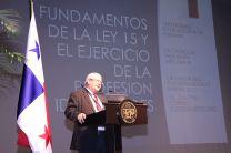 Ing. Gustavo Bernal, de la SPIA.