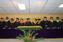 Principales autoridades del la Universidad Tecnológica de Panamá.