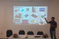 Estudiantes de la Carrera de Licenciatura en Sistemas Eléctricos y Automatización del Centro Regional de Coclé.