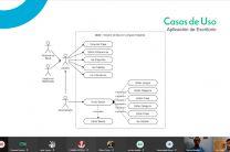 Diapositiva de la sustentación de Tesis.