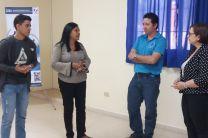 Charla: Manejo de Conflictos aplicado a los proyectos impartido por Elsy Lezcano.