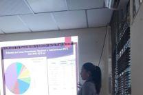 la Dirección de Gestión y Transferencia del Conocimiento del Centro Regional de Bocas del Toro.