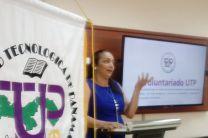 Ing. Vivian Valenzuela, Directora de la Secretaría de Vida Universitaria.