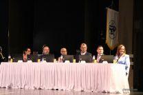El jurado estuvo integrado por personalidades de nuestro medio artístico y profesional.