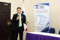Dr. Carlos Rovetto, Director del Sistema de Estudios de Postgrado de la UTP.