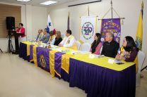 La Vicerrectora Académica participa en el programa de toma de posesión.