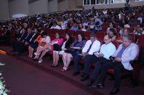 Participaron docentes, padres de familia, familiares y amigos.